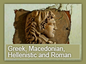 Greek, Macedonian, Hellenistic and Roman